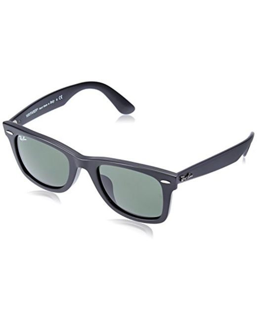 Ray-Ban - Black S Original Wayfarer Sunglasses (rb2140) Acetate for Men - Lyst