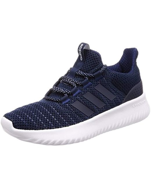 official photos 261e8 0706c Adidas - Blue Cloudfoam Ultimate Competition Running Shoes - Lyst ...