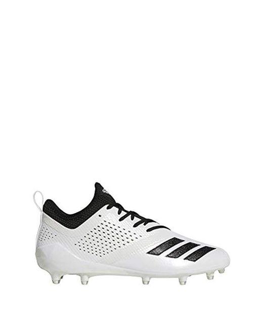 Adidas - Black Adizero 5-star 7.0 Football Shoe for Men - Lyst ... bbeab251c4b
