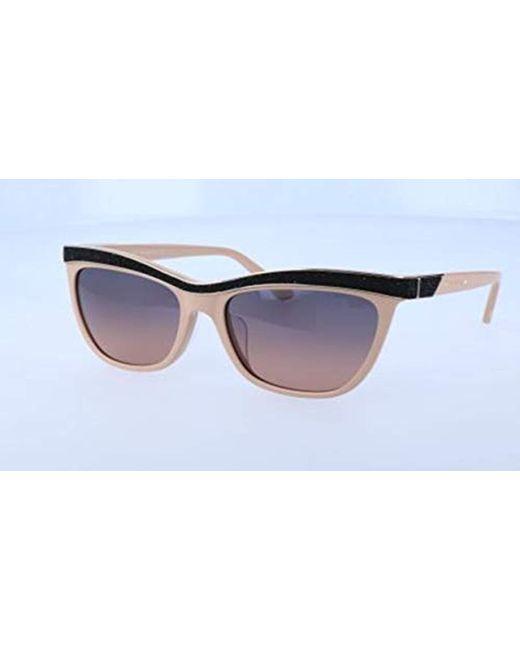 e5dc9e840e Sunglasses Sk0075 72B-57-17-140 Gafas de Sol, Beige, 57 para Mujer ...