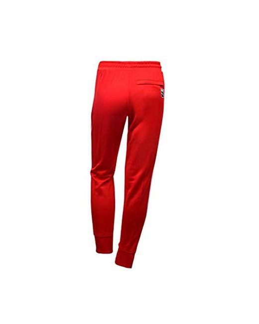 b4b07a776a95 ... PUMA - Red Archive T7 Track Pants for Men - Lyst