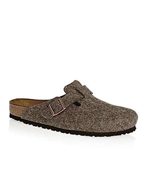 Birkenstock - Brown Mules for Men - Lyst