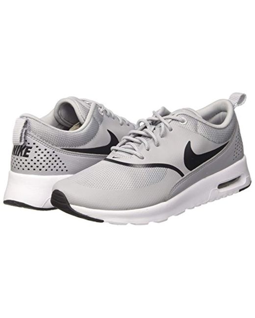 meilleur authentique 9b7a0 fad38 Women's Gray Wmns Air Max Thea Low-top Sneakers