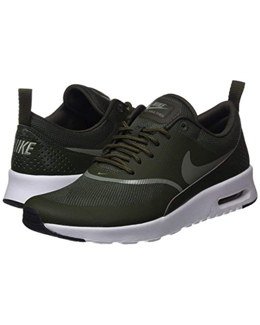 chaussures de séparation 02023 52646 Nike Air Max Thea Low-top Sneakers in Green - Save 44% - Lyst