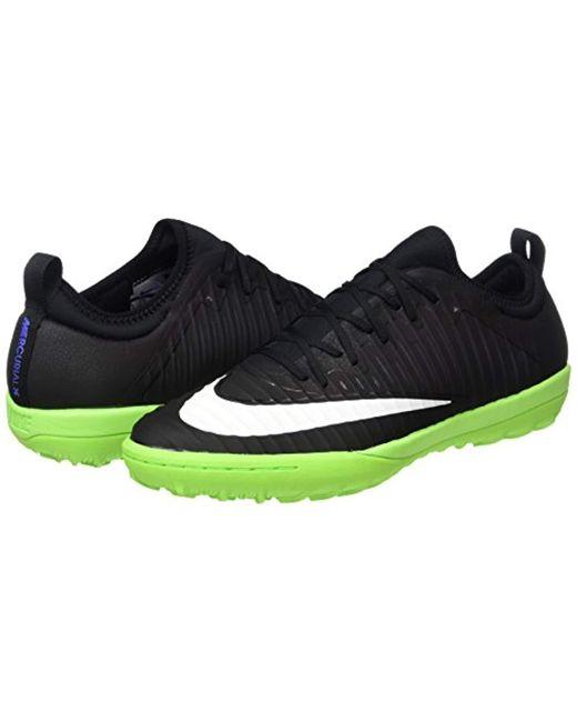 size 40 3ad5b be8c3 ... Nike - Black Mercurialx Finale Ii Tf Soccer Shoe for Men - Lyst ...