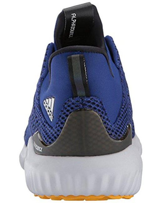 ... Adidas - Blue Performance Alphabounce M Running Shoe for Men - Lyst ... e72cb701e