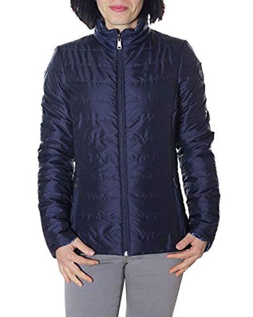 Napapijri - Blue Jacket - Lyst