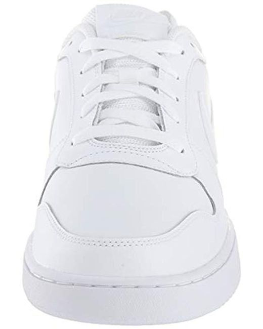 12b626a2a2 ... Nike - White Ebernon Low-top Sneakers for Men - Lyst ...