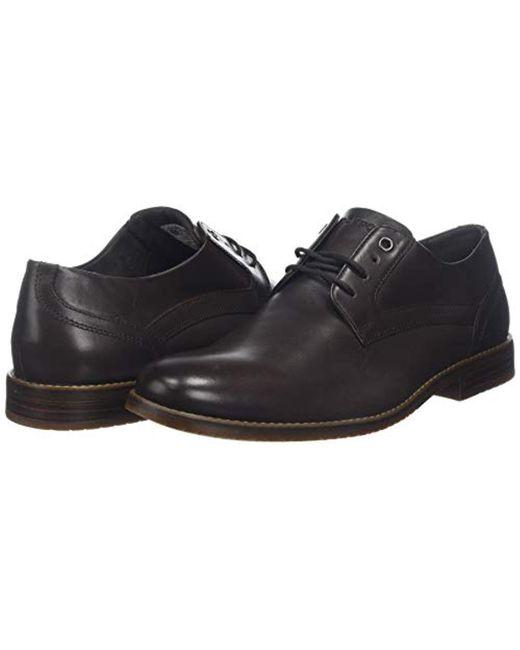 73ab727181d99 ... Rockport - Brown Style Purpose 3 Plain Toe Derbys for Men - Lyst ...