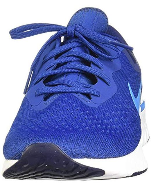 d0a30feba6d1 ... Nike - Blue Odyssey React Fitness Shoes for Men - Lyst ...