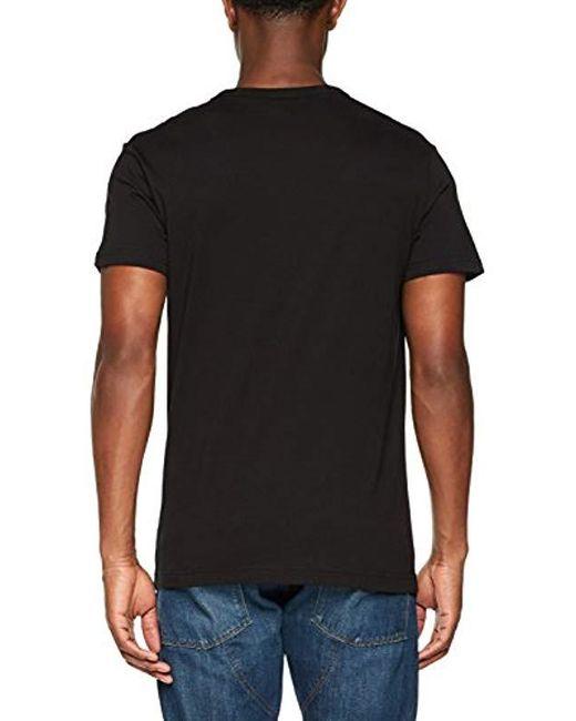 Raw Negro Hombres Tifa Para Star Ss G Camisa Rc T R 6wf5xqvE