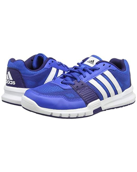 2Fitness Men Adidas Star Blue Shoes Essential For In Lyst