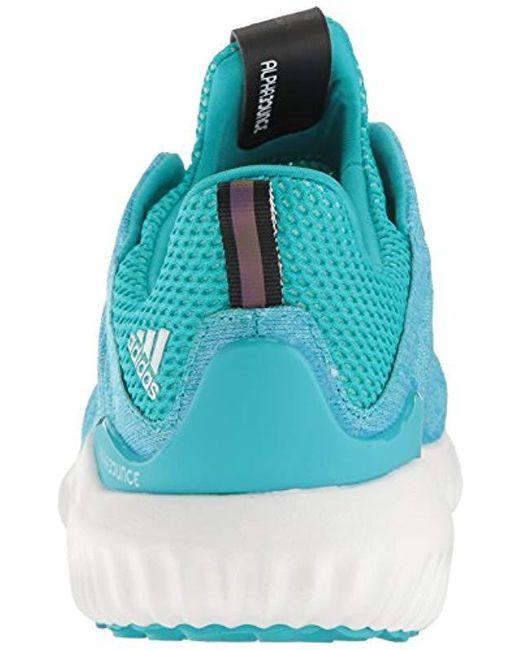 1b526e1b6d8e4 ... Adidas - Blue Alphabounce Hpc Ams W Running Shoe for Men - Lyst ...