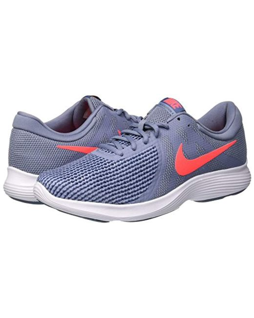 63bd7f82004 Nike  s Revolution 4 Eu Fitness Shoes in Gray for Men - Save 23% - Lyst