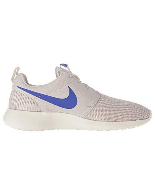 best service 3144f 3b1a1 Nike S Roshe One Desert Sand/persian Violet 511881-043 in ...