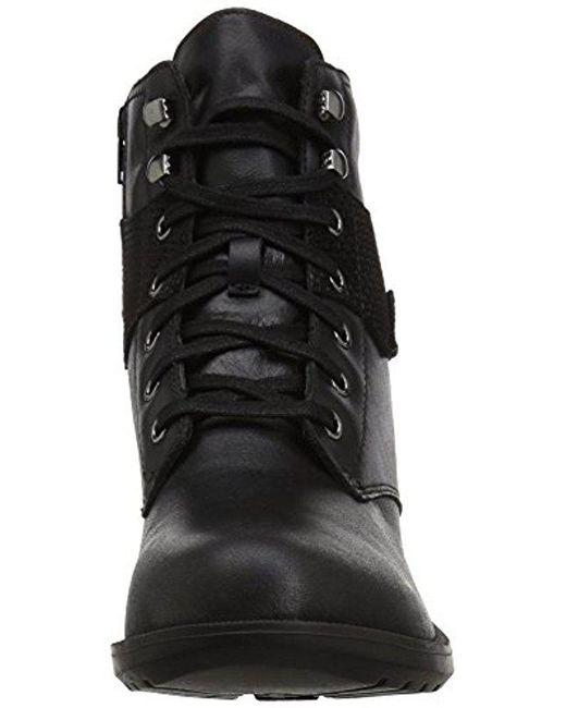f5fdb93d68e5b ... Rockport - Black Copley Lace Up Winter Boot for Men - Lyst ...