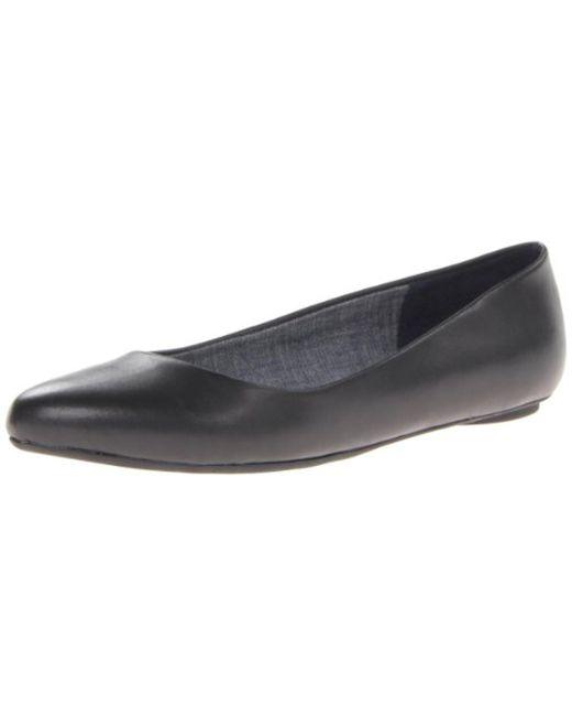Dr. Scholls - Black Flat Shoes - 11 C/d Us - Lyst