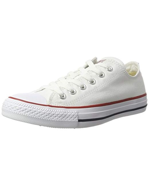 Converse - White Chuck Taylor Sneakers for Men - Lyst