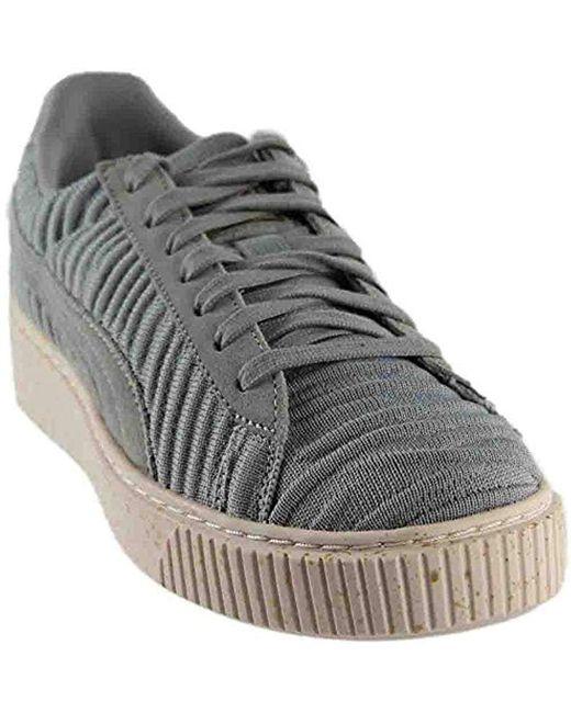 a3a5436f8c56d3 PUMA - Multicolor Basket Platform Ow Wn Sneaker - Lyst ...