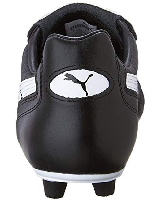 d78b80c85651 ... PUMA - Black King Top Di Fg Soccer Shoe for Men - Lyst ...