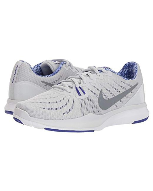 835a75af6c9f ... Nike - Blue In-season Trainer 7 Cross - Lyst ...