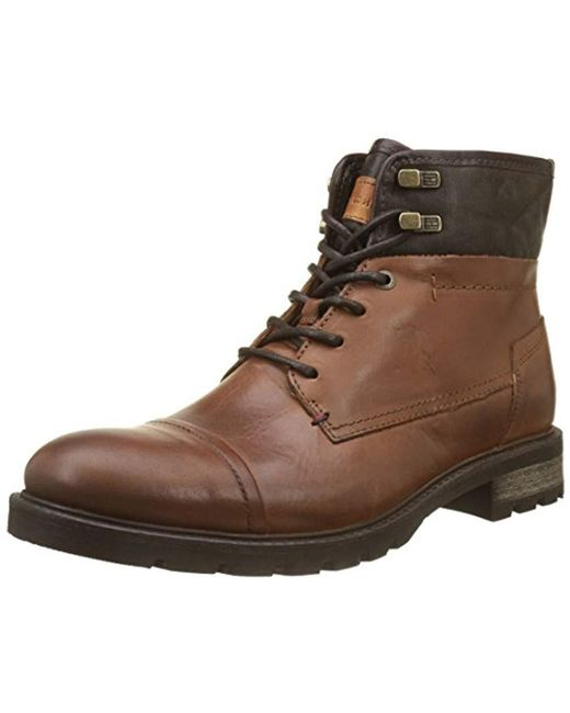76064ab26 Tommy Hilfiger - Brown  s C2285urtis 13a Chukka Boots for Men - Lyst ...