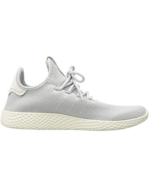 c740fac0d05f5 ... Adidas Originals - Gray Pw Tennis Hu W Running Shoe for Men - Lyst ...