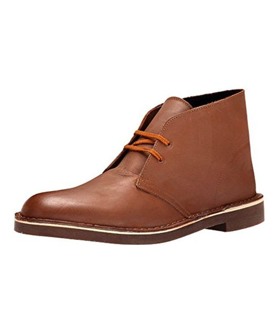 Clarks - Brown Bushacre 2 Chukka Boot for Men - Lyst
