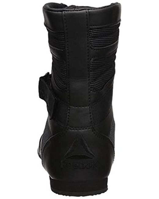 63d251336b9c ... Reebok - Black Boxing Boot-lx Cross Trainer for Men - Lyst ...