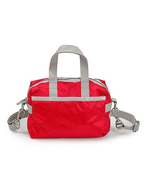 LeSportsac - Red Essential Small Uptown Satchel - Lyst