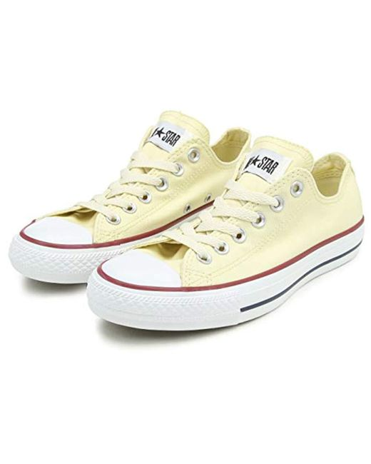 f8e45123b60 ... Converse - Natural Chuck Taylor All Star Season Ox