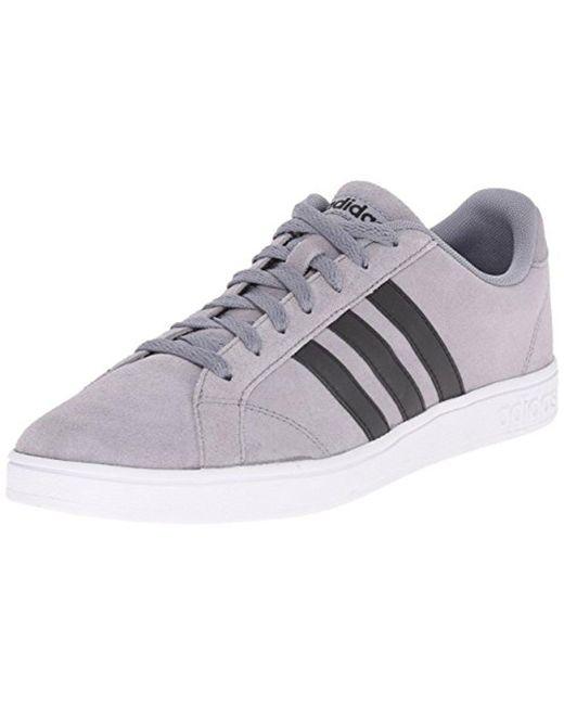 lyst adidas adidas adidas performance basale di moda per gli uomini scarpe da ginnastica in grigio. 466034