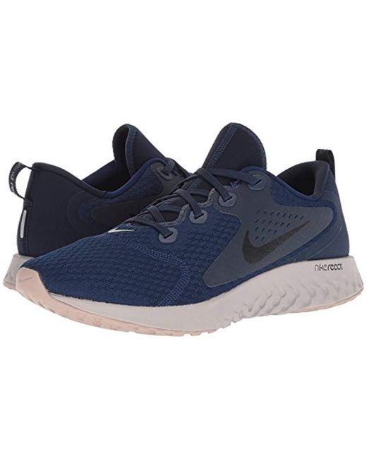 ... good texture Nike s Legend React Running Shoes in Blue for Men - Save  28.0%  los angeles Lyst ... 73ecaf775