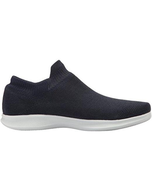 cce9ac4218 ... Skechers - Blue Performance Go Step Lite Ultrasock Walking Shoe - Lyst  ...