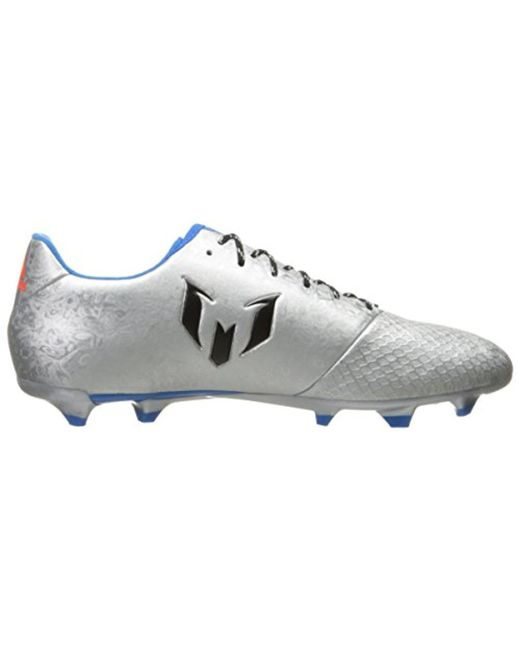 70974c7dee32 ... Adidas - Metallic Performance Messi 16.3 Fg Soccer Shoe for Men - Lyst  ...