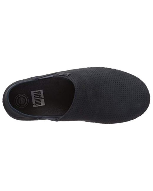 bb2e1ce1d4e ... Fitflop - Blue Superloafer (nubuck) Loafers - Lyst