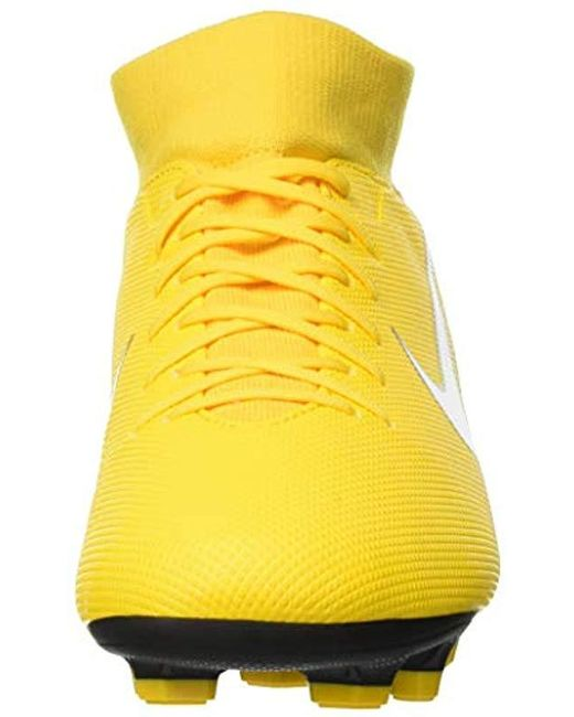 eb22fc9cfae3 ... Nike - Yellow Adults' Superfly 6 Academy Njr Fg/mg Fitness Shoes for  Men ...