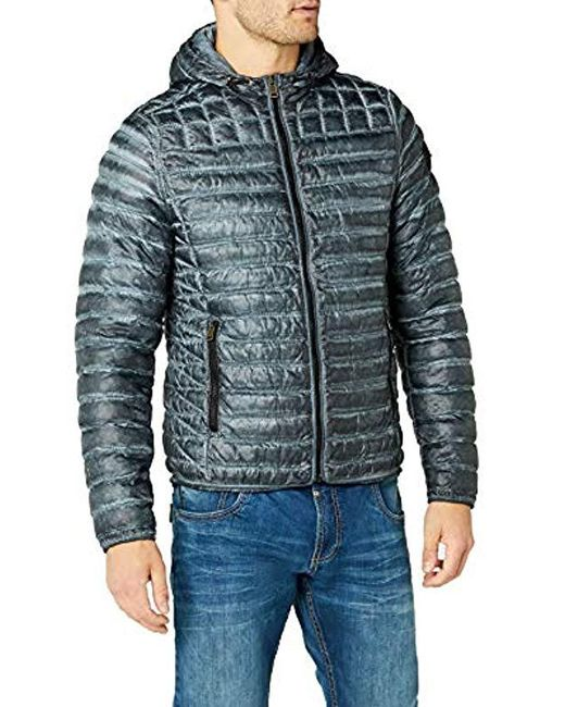 Napapijri - Blue Aneva Jacket for Men - Lyst