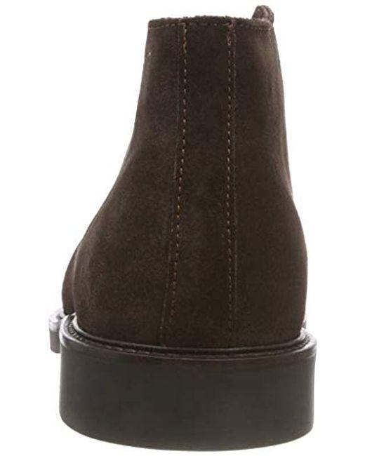 50d0221ef5 ... Gant - Brown Spencer Desert Boots for Men - Lyst ...