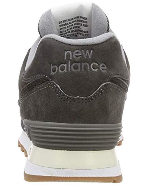 6d942217b7004 New Balance 574v2 Trainers in Gray for Men - Save 29% - Lyst