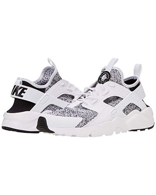 size 40 8fae9 278e9 ... Nike - White Air Huarache Run Ultra Se, Chaussures de Gymnastique Homme  for Men ...