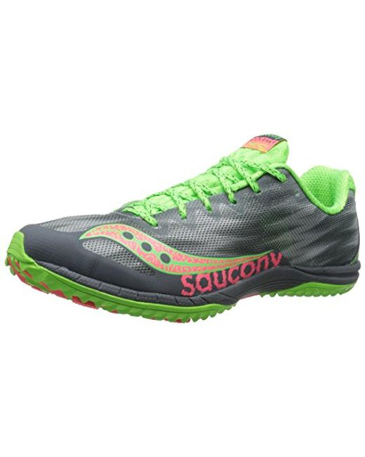 Saucony - Green Kilkenny Xc5 Flat Racing Shoe - Lyst