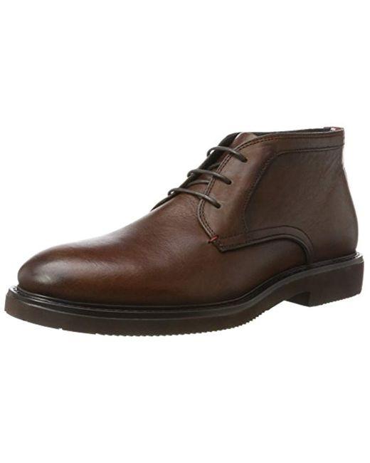 2b652baf2 Tommy Hilfiger - Brown A2285ustin 2a Oxford for Men - Lyst ...