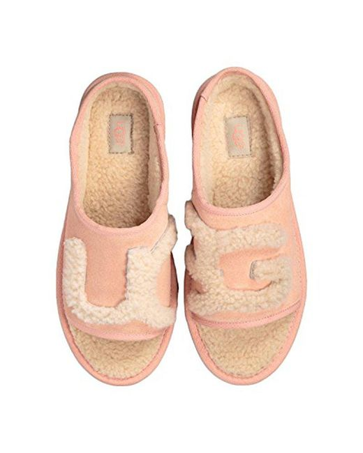 a85fed84682 Women's Natural Slide Slipper