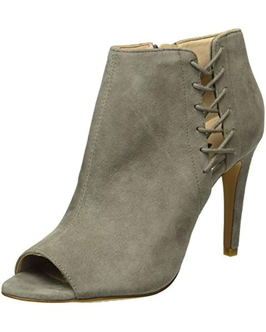French Connection - Gray Quincy Ankle Bootie - Lyst