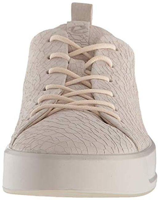 df4e0fd4c2f371 Women ECCO Womens Soft 8 Tie Fashion Sneaker
