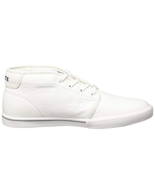 967668775940a Lacoste Ampthill Lcr3 Spm Low in White for Men - Lyst