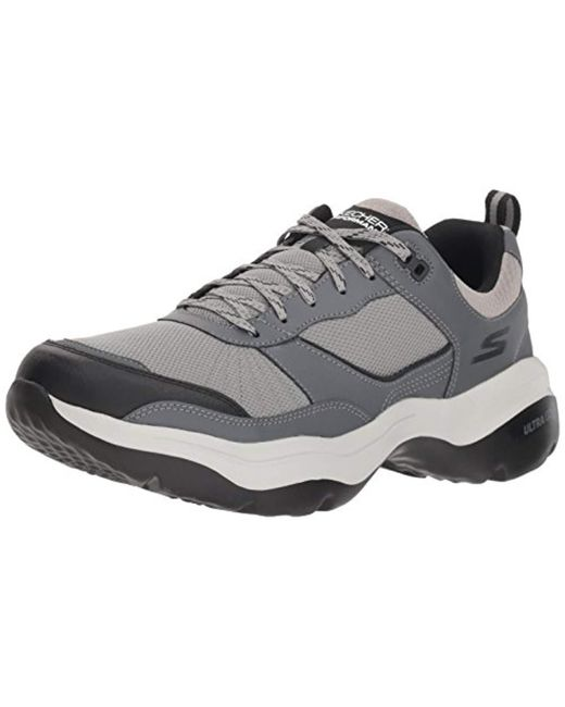 27ce99ccb925 Lyst - Skechers Mantra Ultra 54797 Sneaker in Gray for Men - Save 12%
