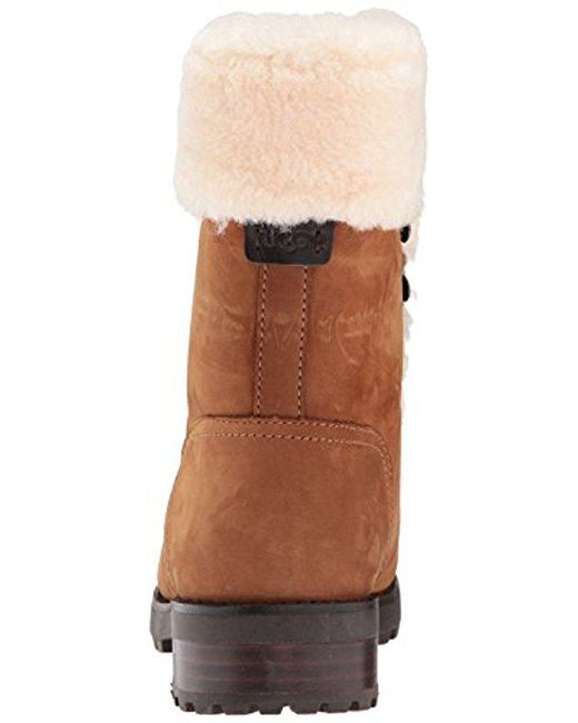 d56c0c6b120f Lyst - UGG Fraser Ankle Bootie in Brown - Save 53%