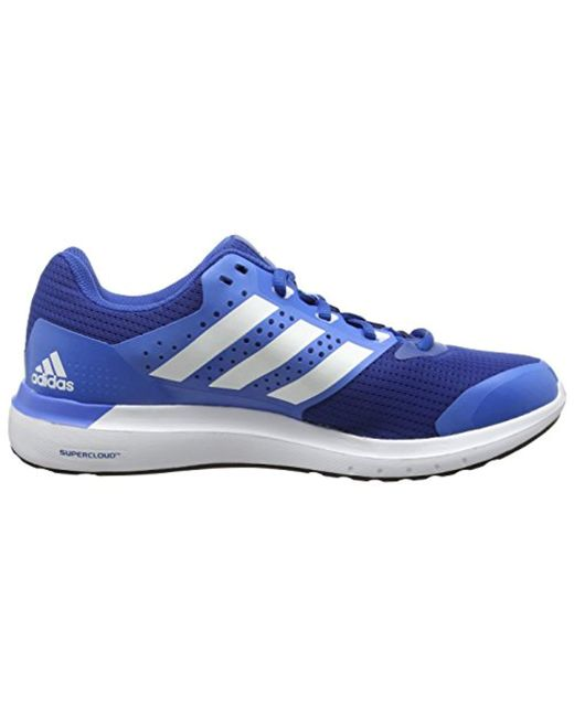 hot sale online 5757d 9c4df ... Adidas - Blue Duramo 7, Running Shoes for Men - Lyst ...